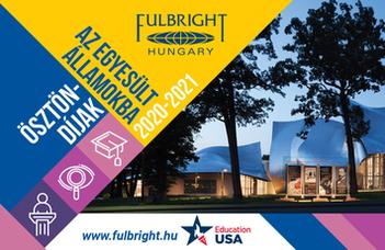 Fulbright-pályázatok (2019 május–október)
