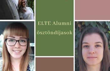 TáTK-s hallgató az ELTE Alumni Öszöndíjasai között