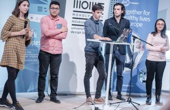 TáTK-s és IK-s siker a MOME és az EYA fashion tech hackatonján