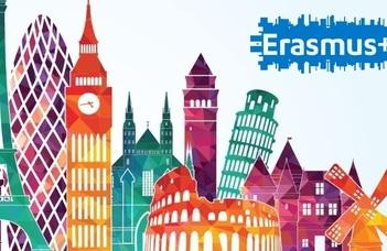 Erasmus+ személyzeti mobilitási pályázat (2019/20)