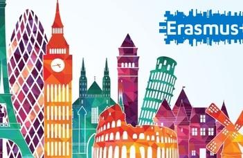 Erasmus ösztöndíjak