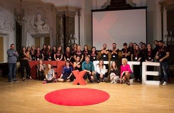 Siker, telt ház és TÁTK-s hallgatói szervezés az első TEDxELTE-n