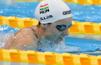 Illés Fanni paralimpiai aranyérmes