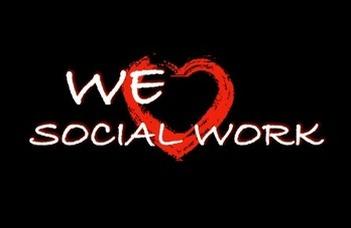 Kerekasztalbeszélgetés a Szociális Munka Tanszék szervezésében.