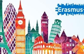 Erasmus+ kutatási és képzési mobilitási pályázat (2019/20)