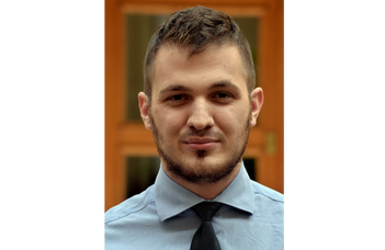 Interview with PhD-student Gergely Galovics